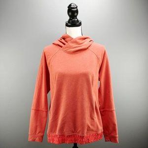 lululemon athletica Tops - Lululemon All Good Pullover Hoodie Kanga Orange